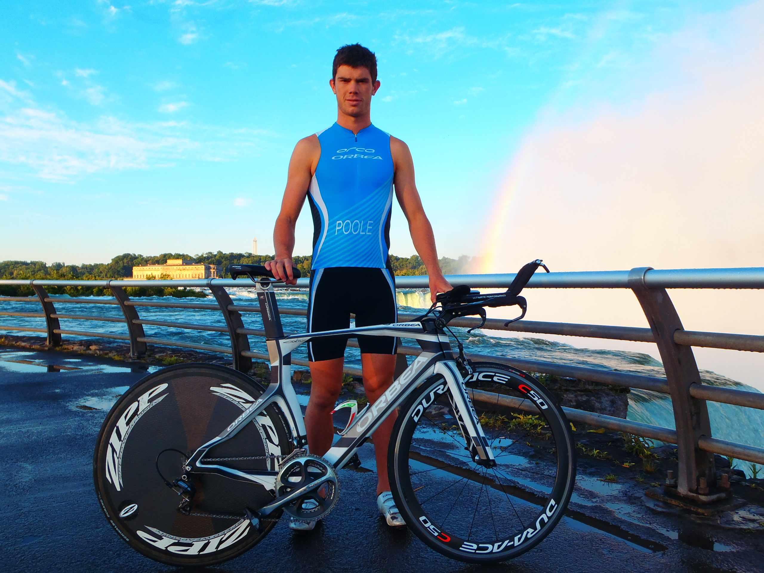 The Pro Triathlete College Student Endurance Sports Florida